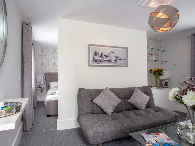 Accommodation at The Sea Lounge, Broadstairs